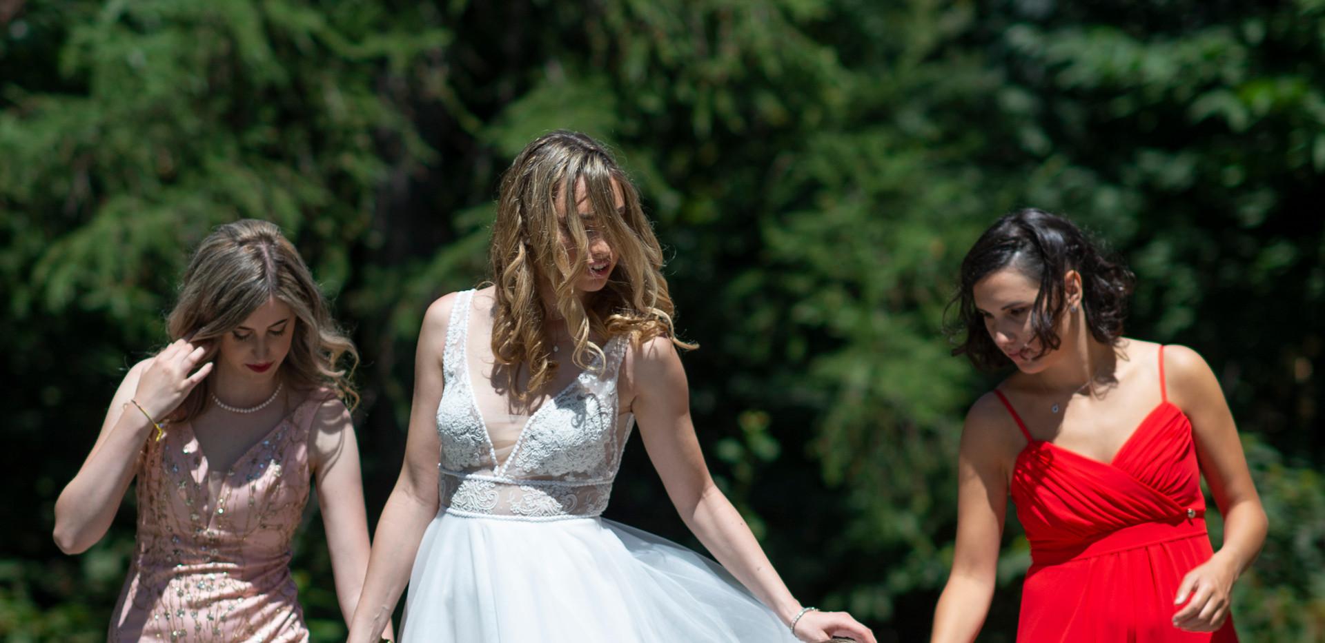 spose e damigelle
