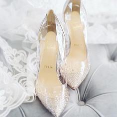 scarpa sposa chic