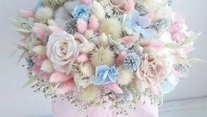 Bouquet da sposa per un   matrimonio primaverile