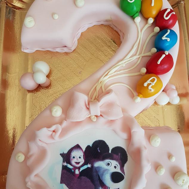 torta n.2 pasticceria Visconti