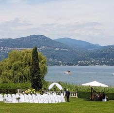 cerimonia simbolica villa Rocchetta