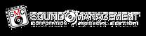 Logo Sound Management Corporation Bianco