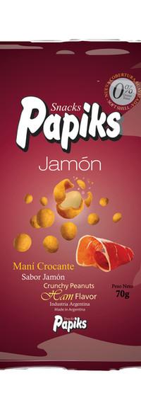 Maní crocante Jamón