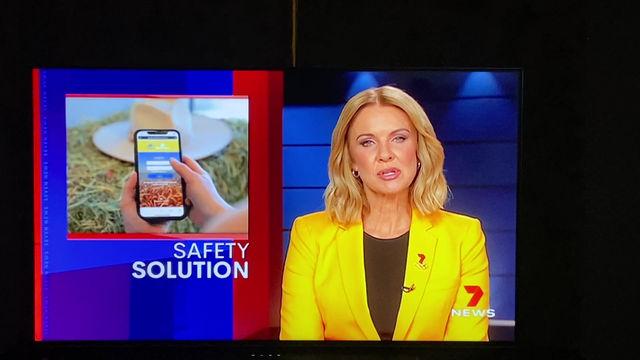 Safe Station App makes headlines