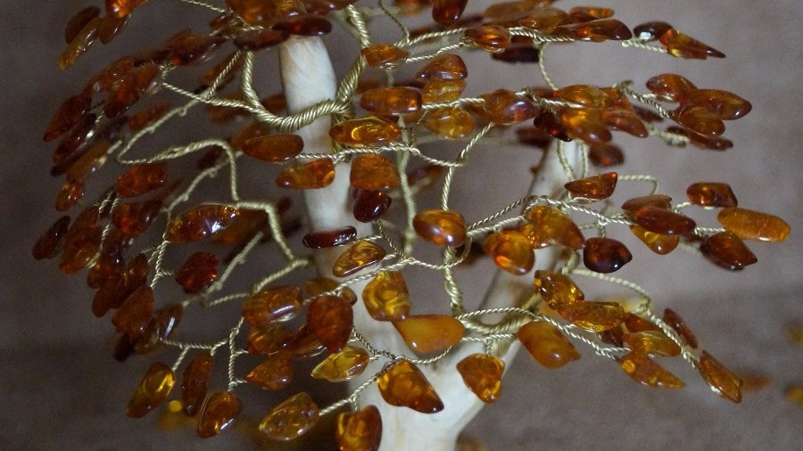 Amber Tree ( 216 ) A278