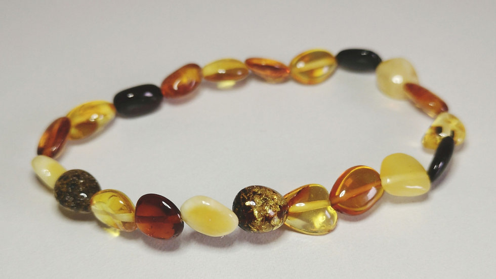 Adults amber bracelet A149