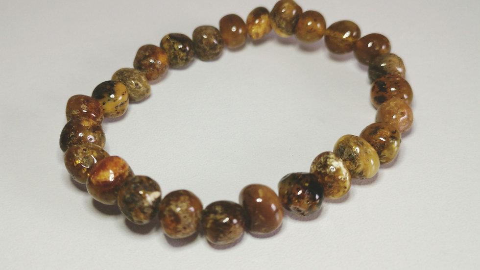 Adults Amber Bracelet A148