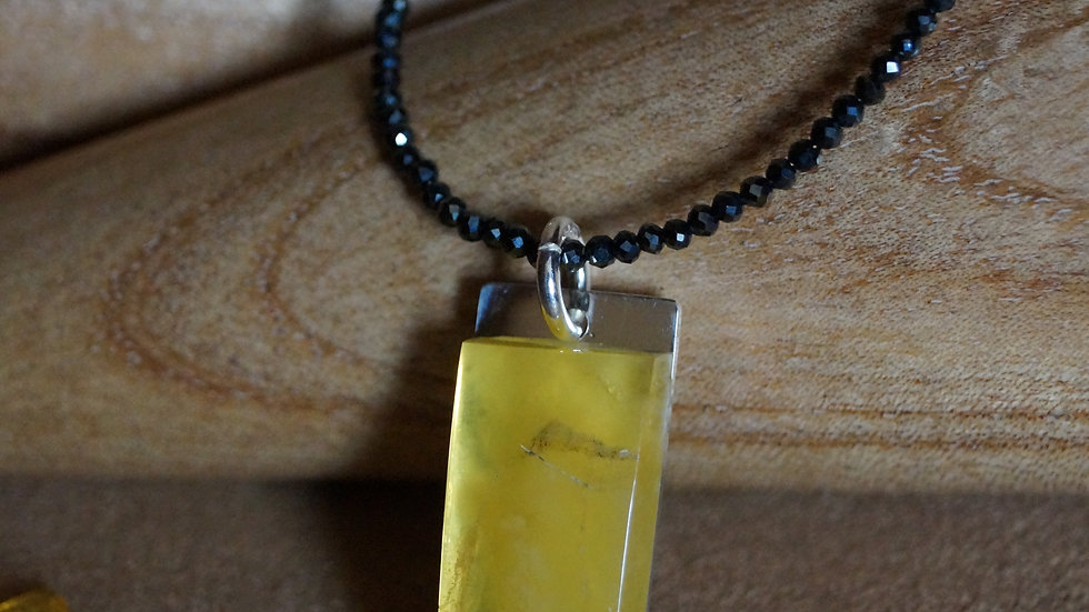 AmberModa Pendant Necklace A272