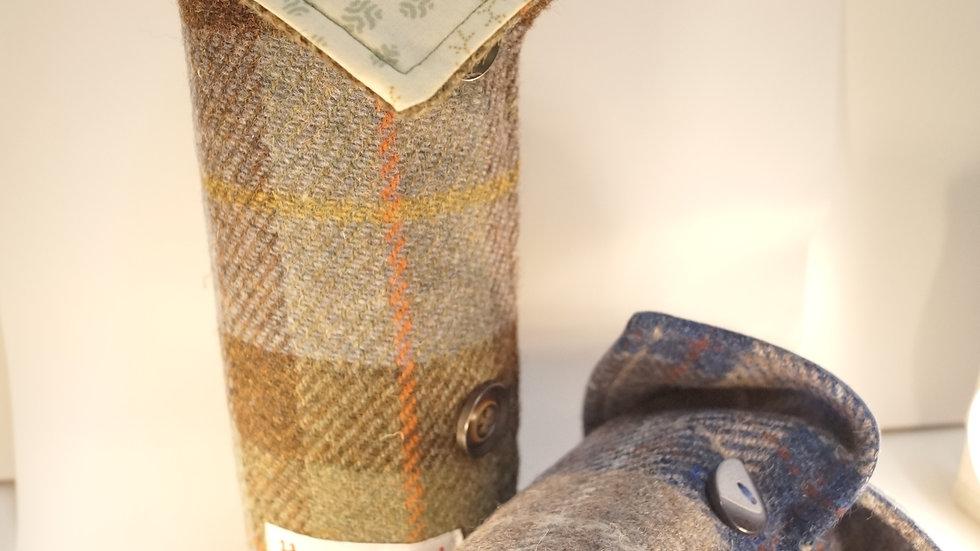 Harris Tweed Bottle Jacket A216