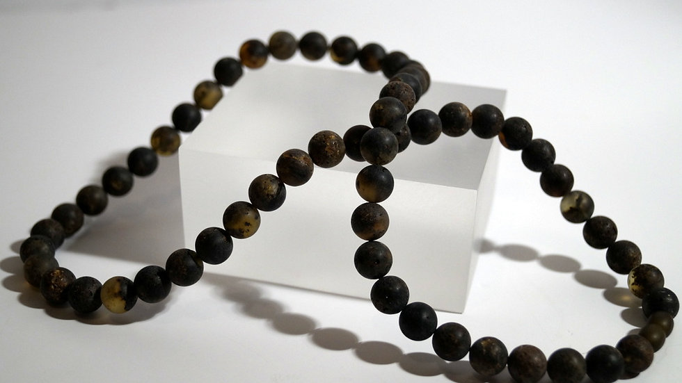 Baltic Amber Beaded Necklaces A340