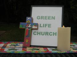 Green Life Altar