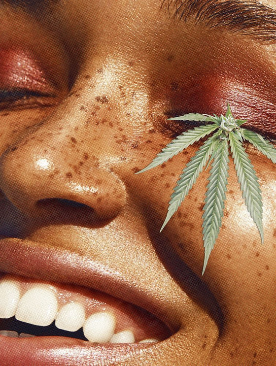 Elle Magazine article - CBD Oil The Worlds Most Addictive Beauty Drug