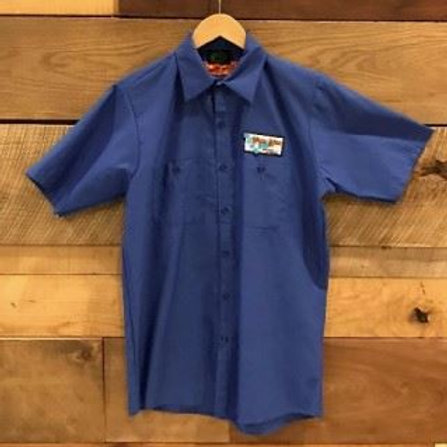 SLBC Button Up work Shirt