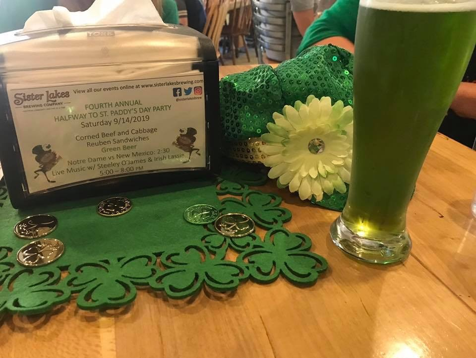 Halfway to St Paddys Day 2019