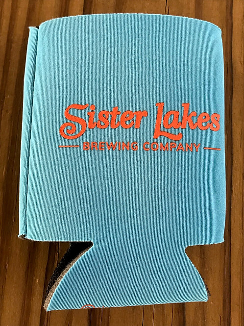 SLBC Coozie Teal