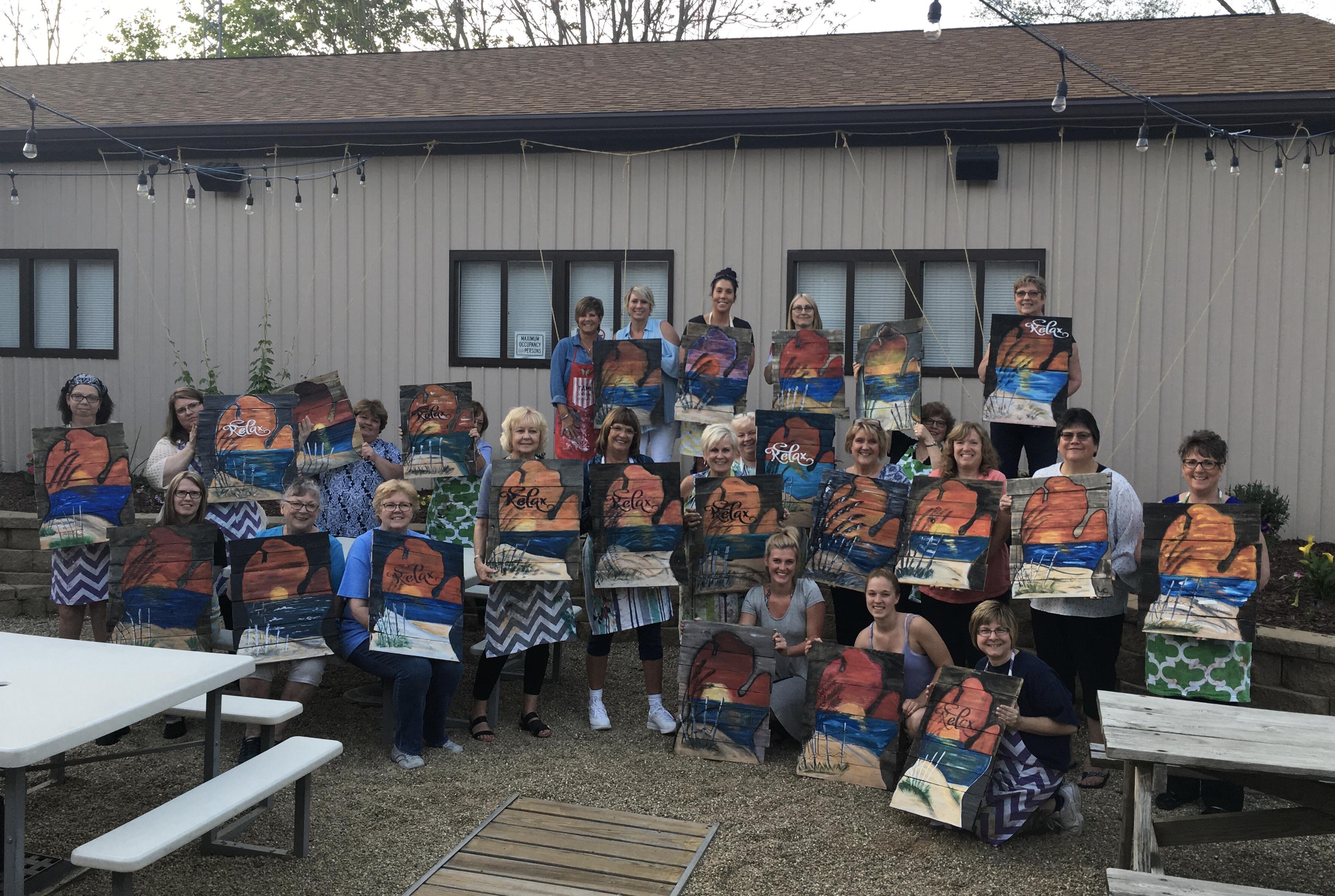 Palet Art Class
