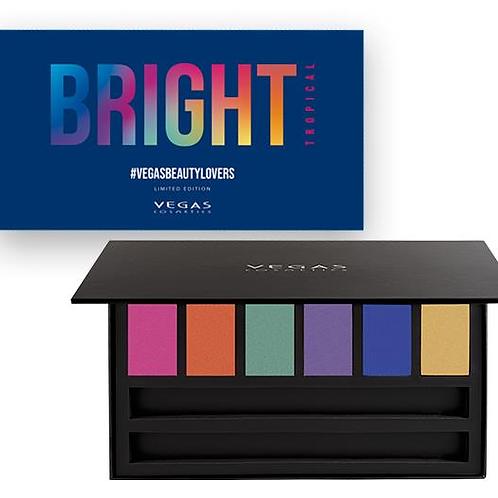 Makeup Palette | Bright Tropical