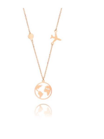 "Necklace ""World"""