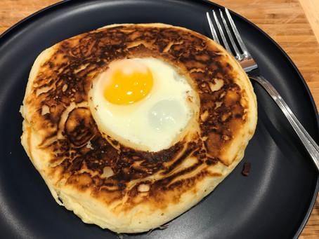 Cooking Challenge Week 6: The Eye of the Pancake