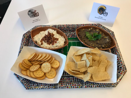 My Thursday Thing: The Super Bowl of Dips