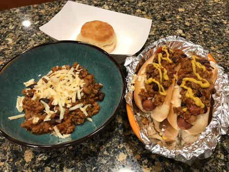 My Thursday Thing: Chili Two-Ways