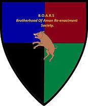 BOARS. Brotherhood Of Aman Reenactment Society.