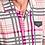 Thumbnail: Pink British Tartan Hawaii Shirt