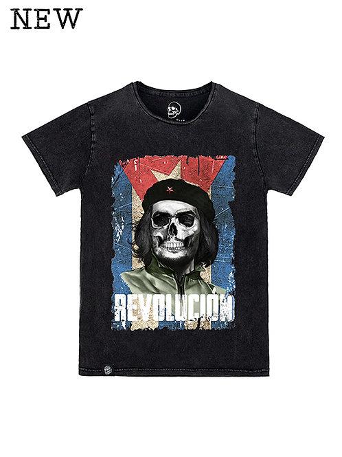 Revolución T-Shirt, BLACK