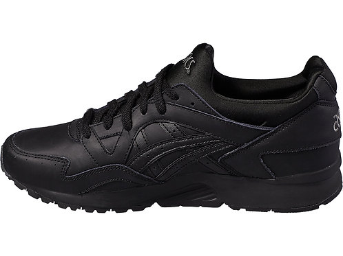 GEL-LYTE V  LEATHER BLACK-BLACK