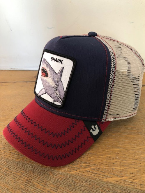 GORRA GOORIN BIG SHARK