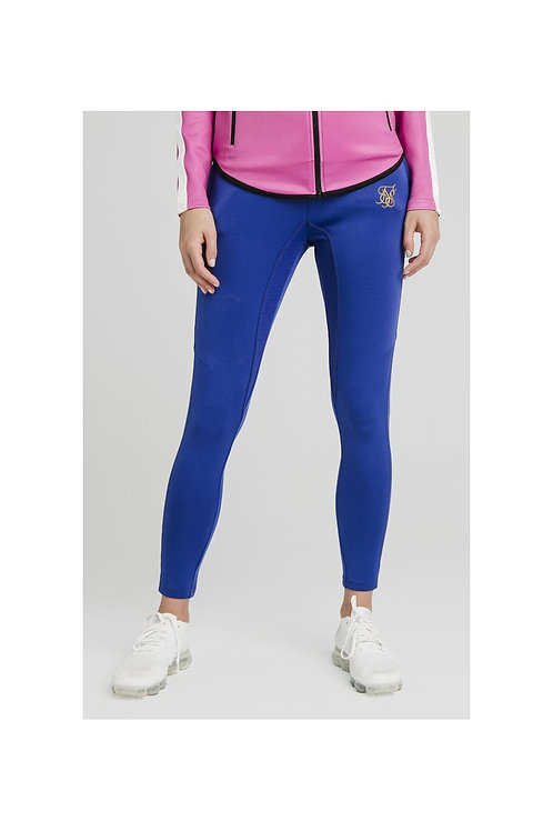 SikSilk  Athlete Track Pants – Blue