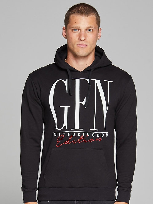 GOOD FOR NOTHING Edition Black Hood