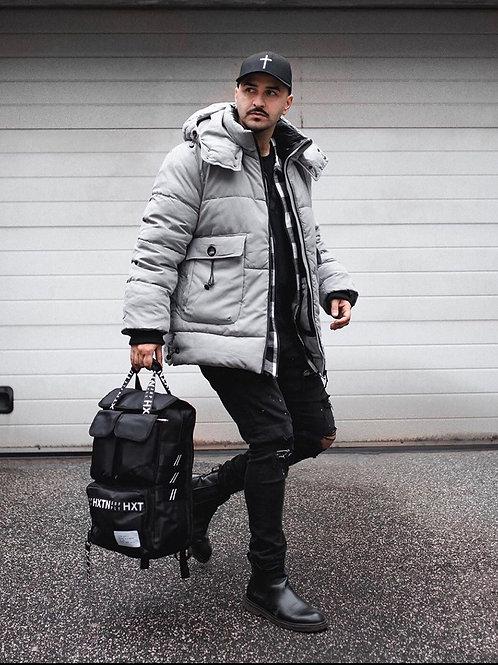 Black UTILITY Traveller Backpack