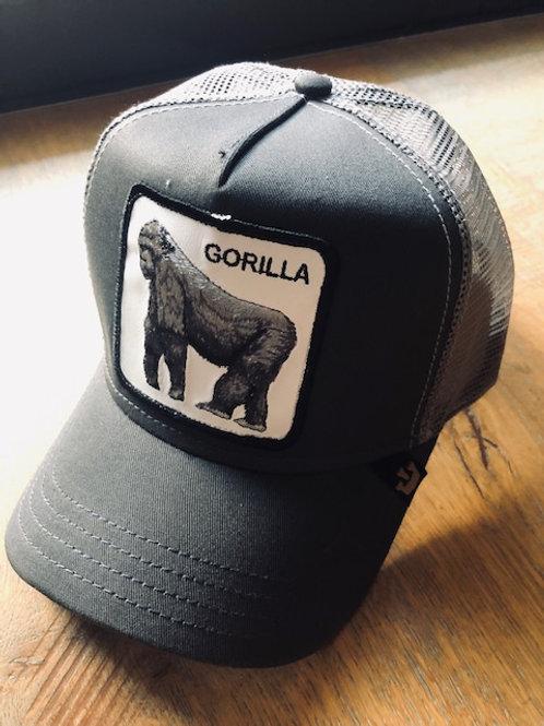 GORRA GOORIN GORILA, GREY