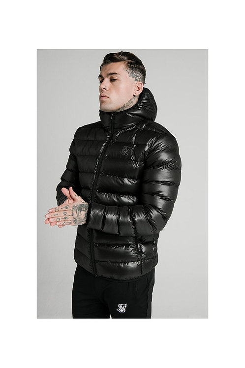 SikSilk Atmosphere Jacket - Black