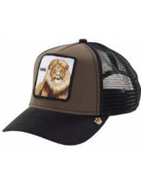 GORRA GOORIN KING, BROWN