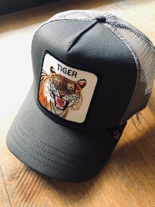 GORRA GOORIN TIGER, GREY