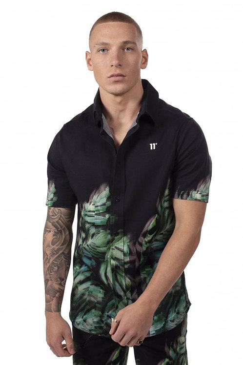 Tropix Short Sleeve Shirt - Black