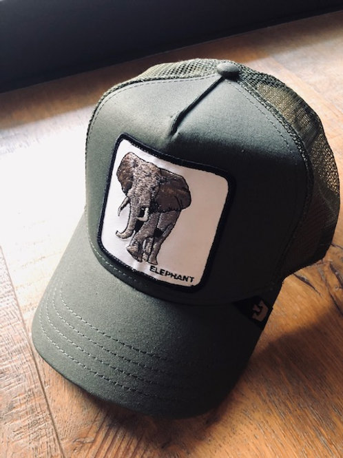 GORRA GOORIN ELEPHANT, GREEN