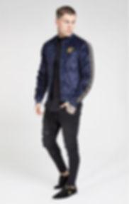siksilk-debossed-velour-bomber-jacket-na