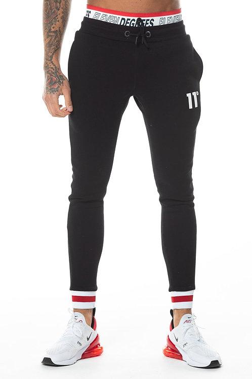 Apollo Joggers Skinny Fit - Black