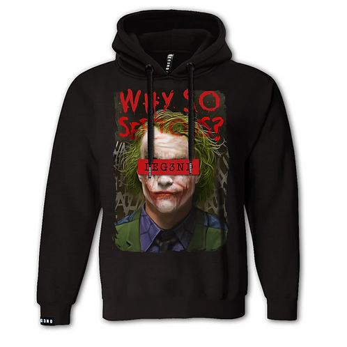SUDADERA LEG3ND-JOKER