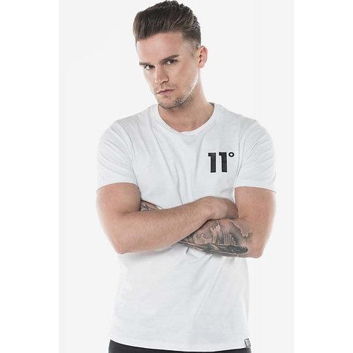 Core  Muscle T-Shirt - White
