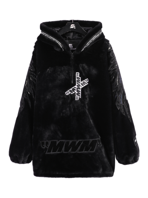 MW034071284 BLACK COAT