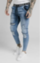 siksilk-elasticated-waist-skinny-distres