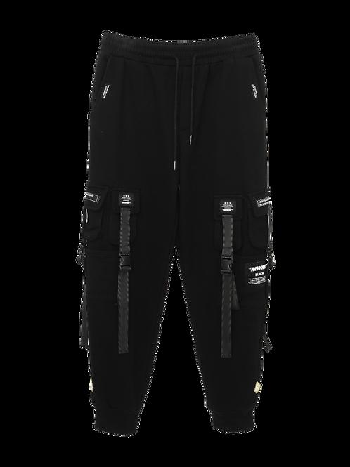 MW033052046 BLACK PANTS