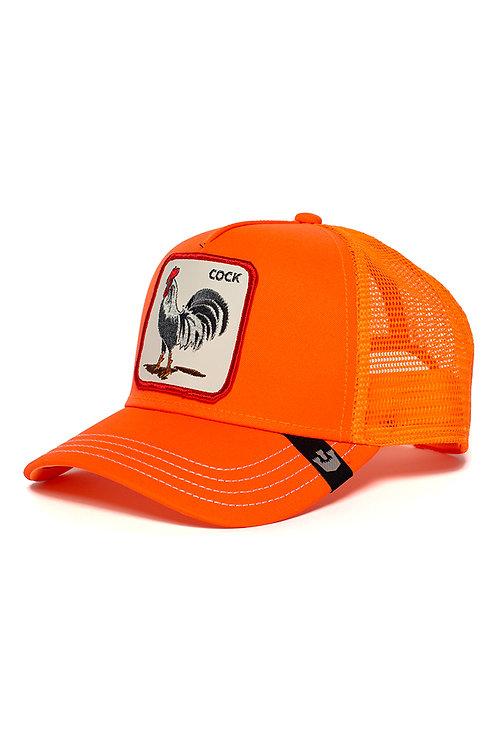 Gorra Goorin Cook, Orange