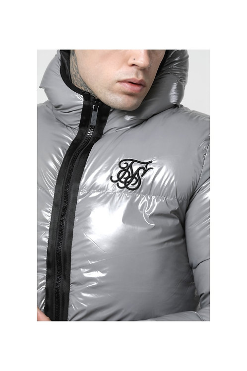 SikSilk   Driven Jacket – Grey