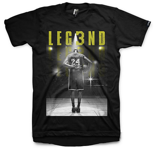 Camiseta Leg3nd-TRIBUTE