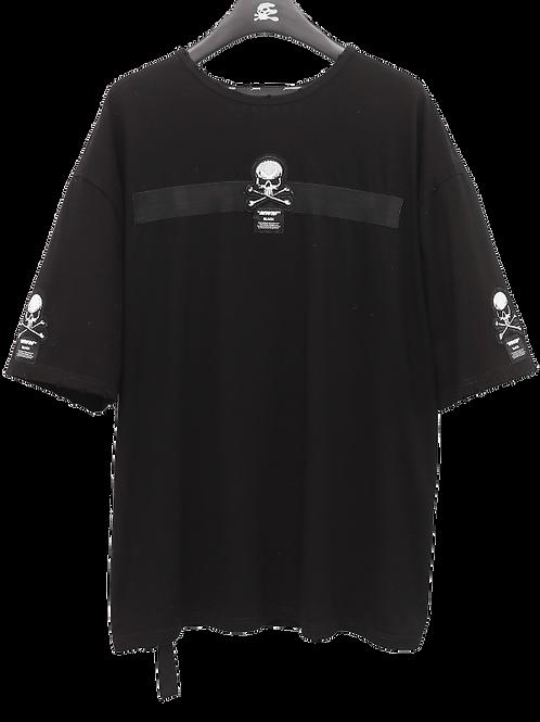 MW032022200 BLACK T-SHIRT